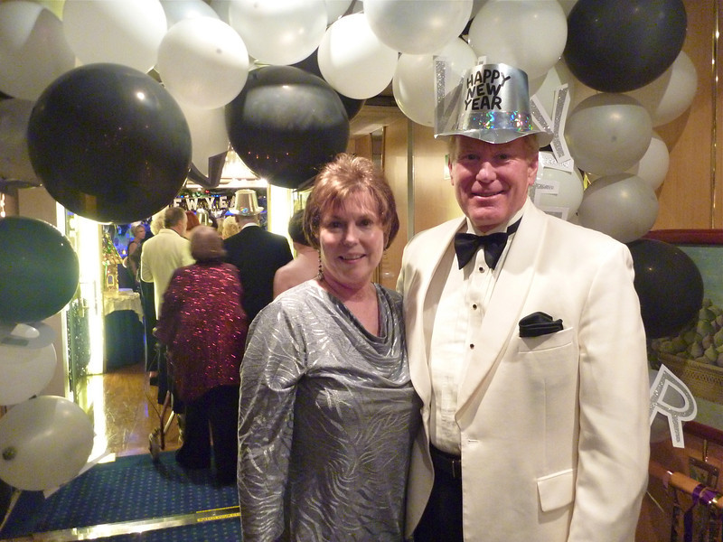We're getting ready to celebrate New Year's Eve at sea. Read more about a travel on a holiday cruise with Silversea.