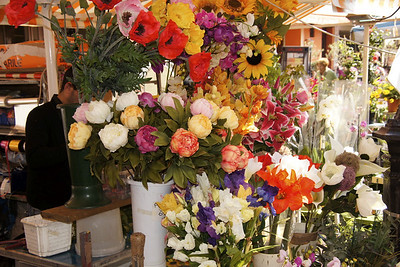 Nice's Flower Market