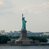 Statue of Liberty --<br /> Cruise Day 1, New York City