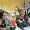 Aristea Lucido and Kim Kemble, at Muddy Waters in Deerfield Beach.  Great to see them again and hang out a bit.