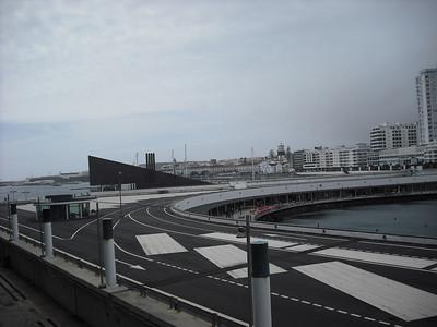 First stop--Ponta Delgada, Portugal--April 9