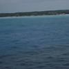 Approaching Half Moon Cay