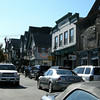 Bar Harbor, Maine - street scene