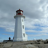 Halifax, Nova Scotia - lighthouse at Peggy's Cove