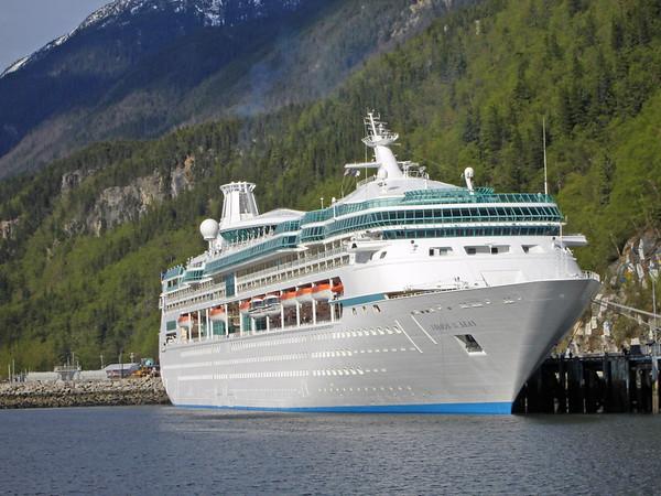 Alaska - Vision of the Seas - May, 2006