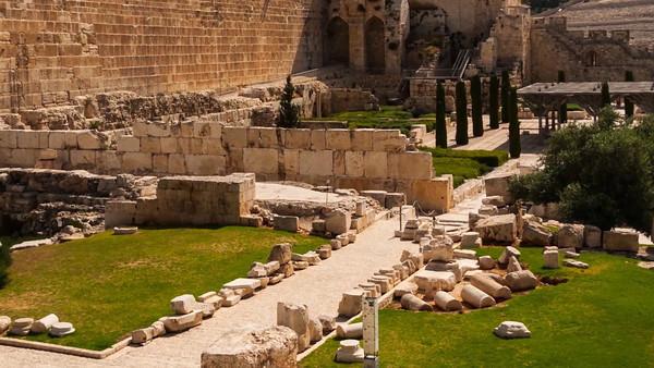 Israel Tour, May 2012, 01: Jerusalem