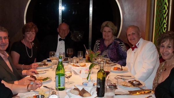 Trans-Atlantic Cruise, Celebrity Constellation, May 2012, Florida to England.