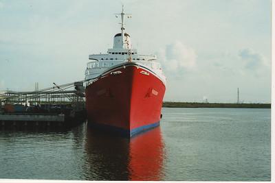 BIG RED BOAT III