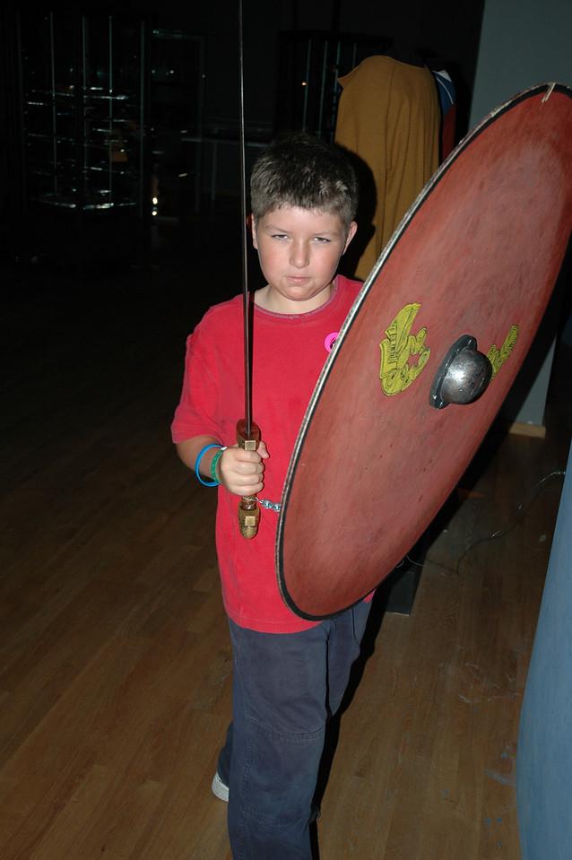 Henry the Horrible, Stockholm Viking Museum