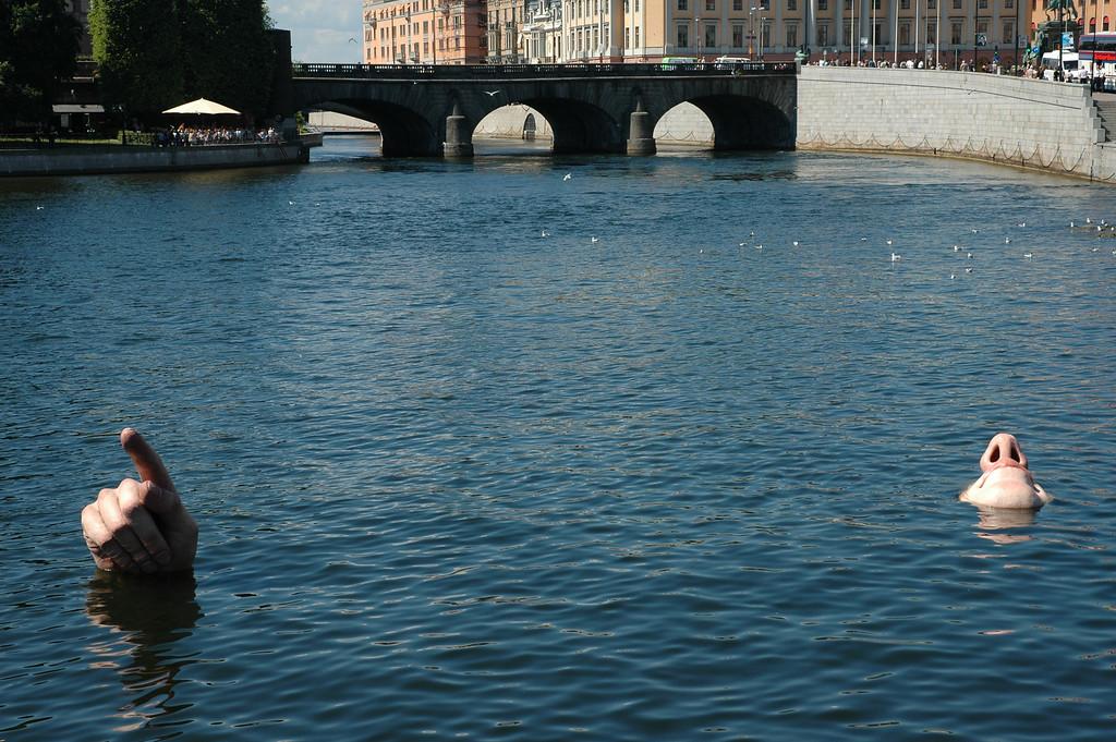 Stockholm River