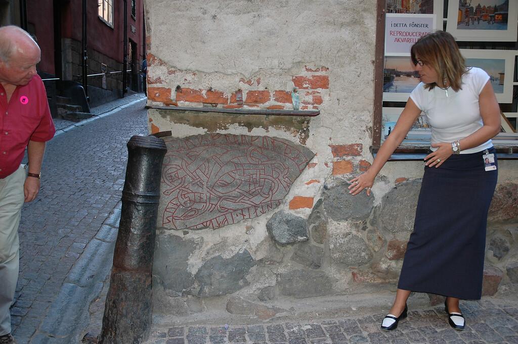 Viking Rune, Stockholm