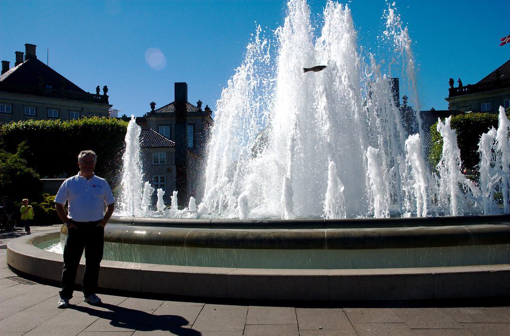 Copenhagen Fountain