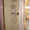 """Spacious"" Shower Area"