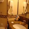 Cabin 7-167 bathroom