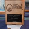 Port of Galveston plaque