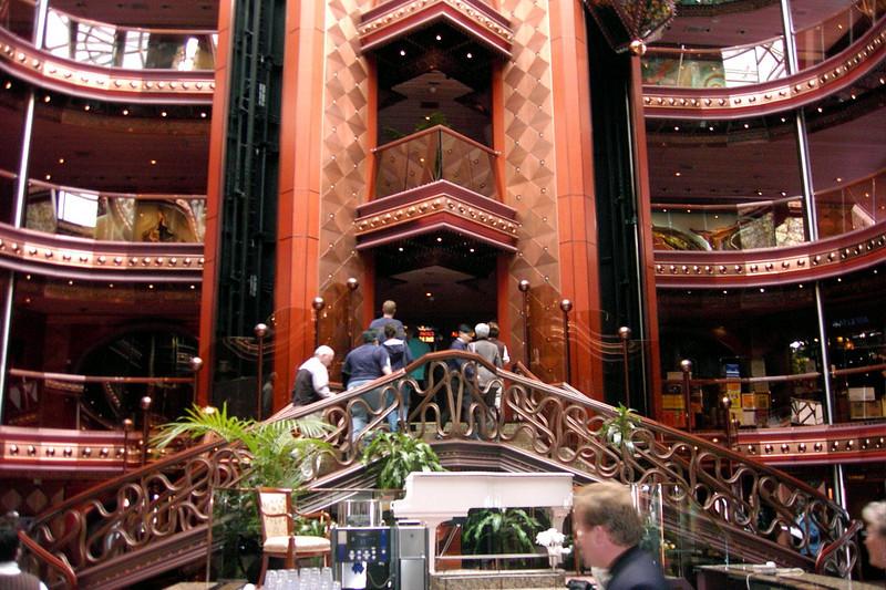 Elevators in Grand Atrium Plaza