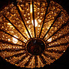 Light Fixture In Victoriana