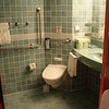 Bathroom in Cabin #1003<br /> Modified for handicap use