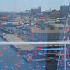 Port of Galveston From Gymnasium window