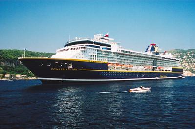 Port photo of Celebrity Constellation, 9/9/2003.