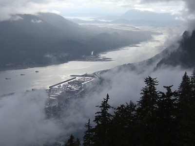 Gastineau Strait, Juneau