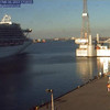 CROWN PRINCESS departing Galveston TX