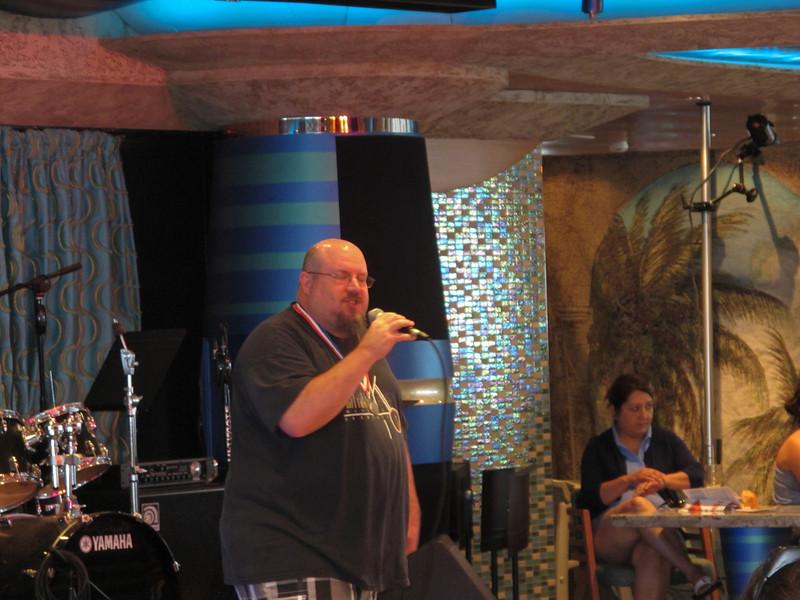 Joe karaoke