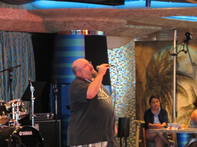 Joe karaoke<br /> Croon