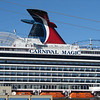 Starboard side shot of CARNIVAL MAGIC.
