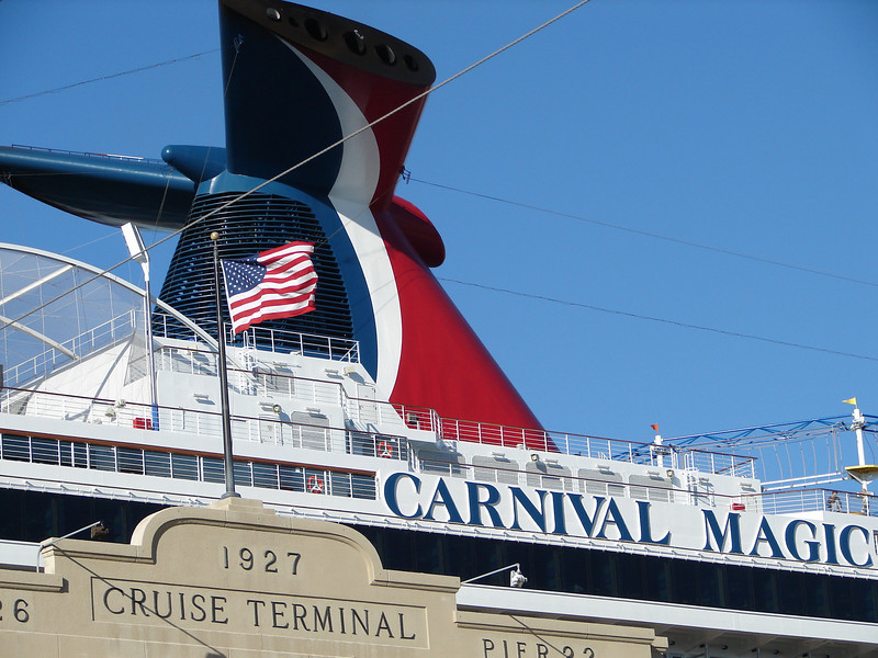 Carnival's newest ship is homeported in Texas