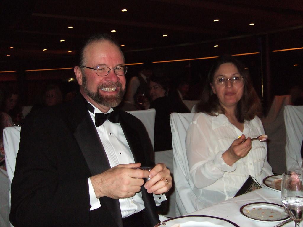 Bert and Zosia Monroy