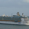 Royal Caribbean's LIBERTY OF THE SEAS in Miami.
