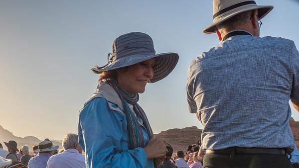 Crystal 2017, Wadi Rum, Jordan