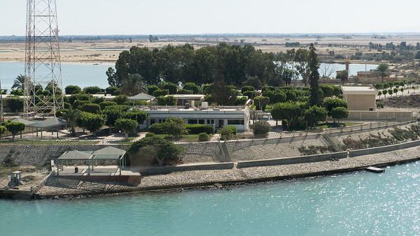 Crystal 2017, Suez Canal