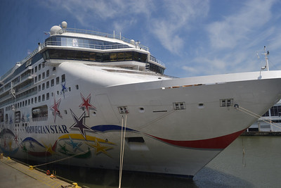 NORWEGIAN STAR: Bermuda Cruise June 2012