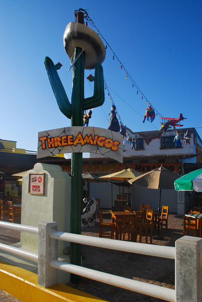 A Three Amigos theme restaurant? Win!!