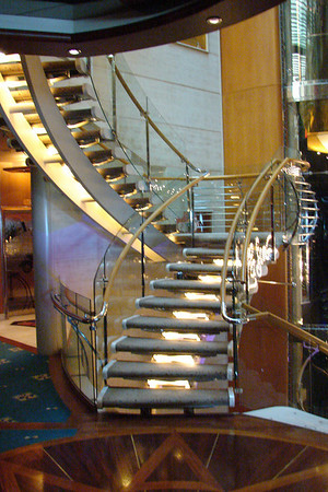 VOYAGER OF THE SEAS: Ship Inspection/Jan. 2011