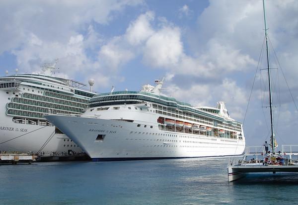 Western Caribbean - Rhapsody of the Seas - April, 2007