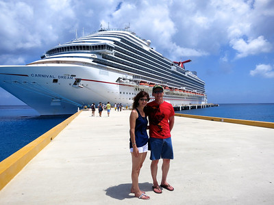 The Carnival Dream - Joe & Karlene