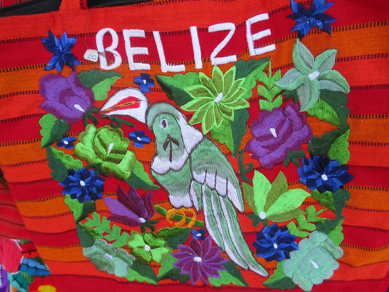 Color, Color, Color... that, to me wraps up in a word my delightful experience of Belize. From buildings to wraps, to vegetables, and crafts, Color was the spice of life in this kindly, mellow Central American Cuntry.