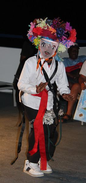 Garafuni dancer