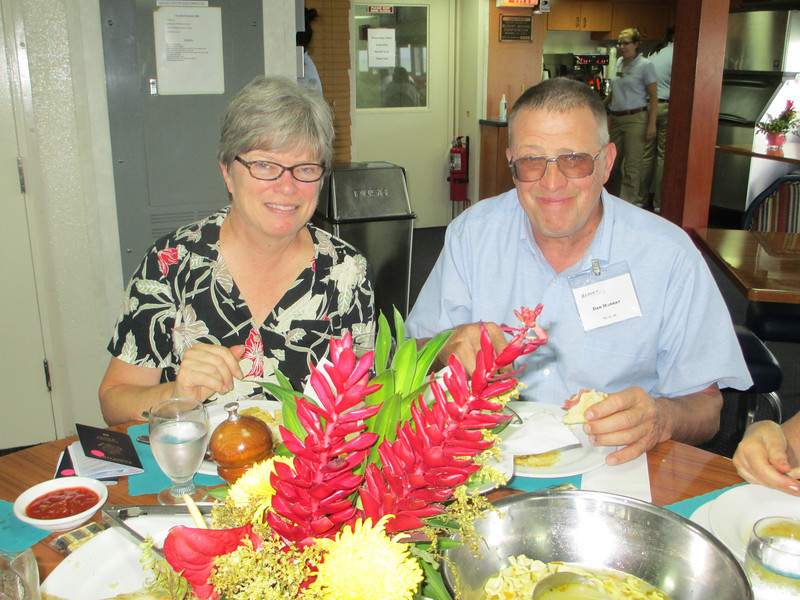 Nancy and Bob from Michigan