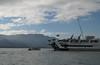 landing shuttle after river cruise