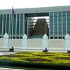 Phnom Penh, Cambodia - a government building in town