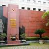 "Hanoi, Vietnam - A memorial wall inside ""Hanoi Hilton"""