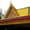 Phnom Penh, Cambodia - a scene at the Royal Palace