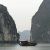 "Halong Bay (""Descended Dragon Bay,""  下龍灣), Vietnam"