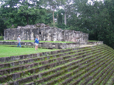Quirigua Archaeological Ruins, Santo Tomas De Castilla, Guatemala Tuesday, Dec 26, 2006, Day 4