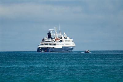 Galapagos Trip - Galapagos, Bachas Beach, Santa Cruz Island<br /> Celebrity Xpedition
