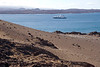Galapagos Trip - Galapagos, Bartolome Island<br /> Xpedition in background